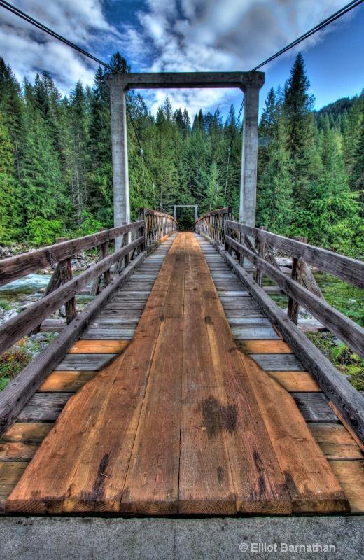 Bridge Over the Lochsa 2