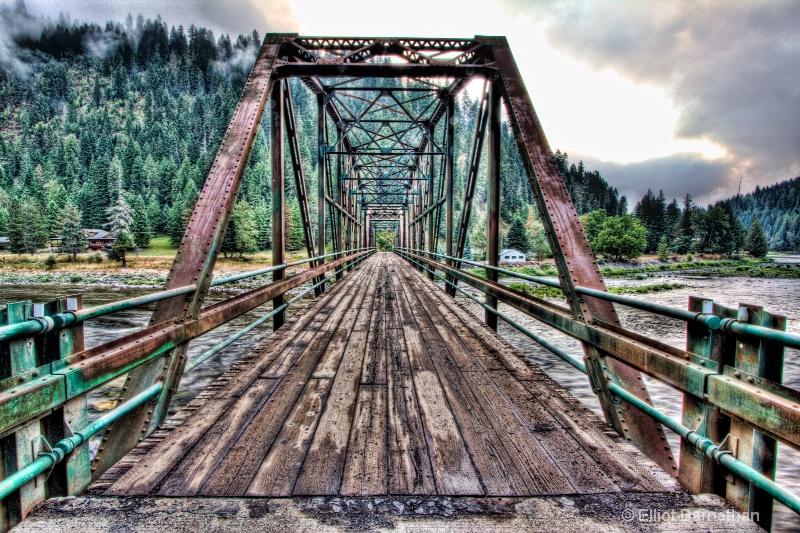 Bridge over the Selway 3
