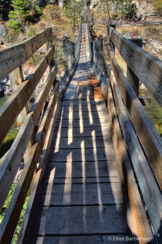 Bridge over Rock Creek
