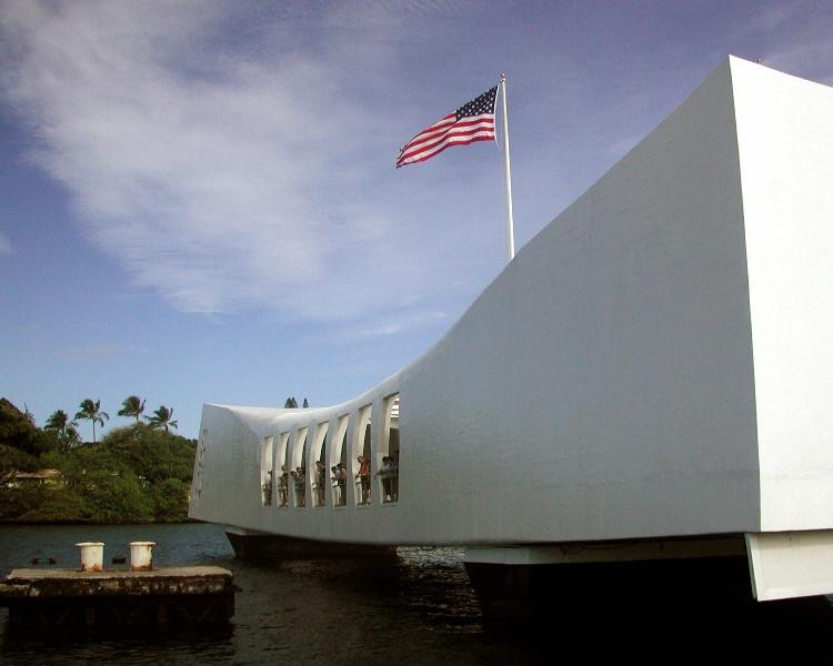 Pearl Harbor Monument