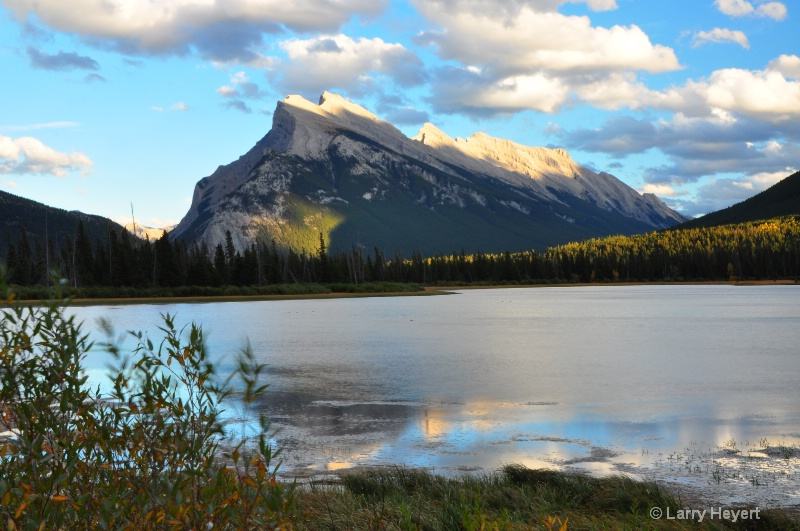 Mt Rundle, Banff National Park- Alberta, Canada