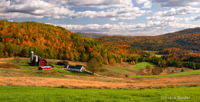 Vermont Colors