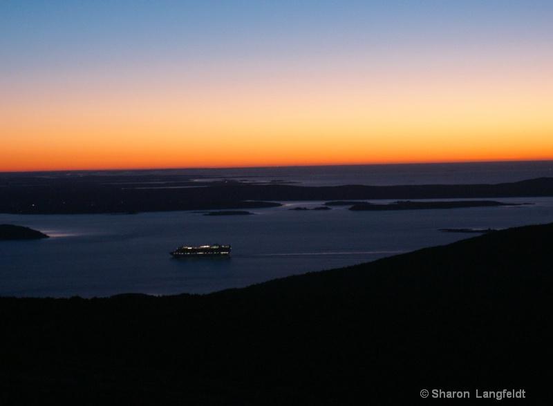 Cruisin' to Bar Harbor