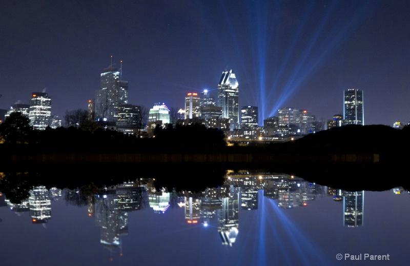 Montreal Light Show