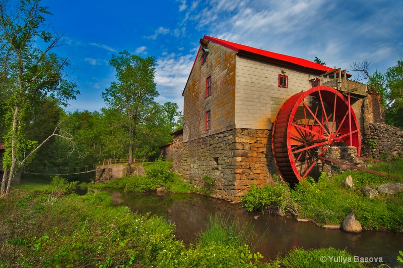 The Old Mill of Guilford<p>