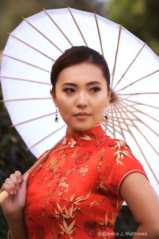 Chinese Bride Yiyi