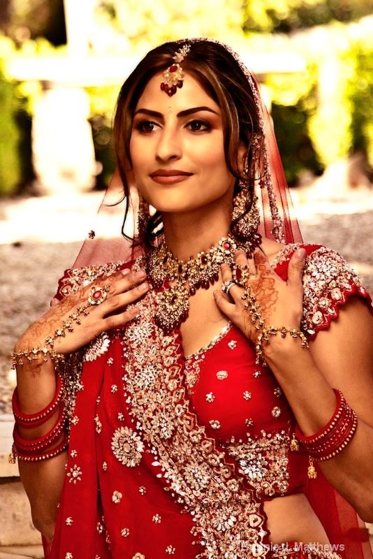 Indian Bride Ami