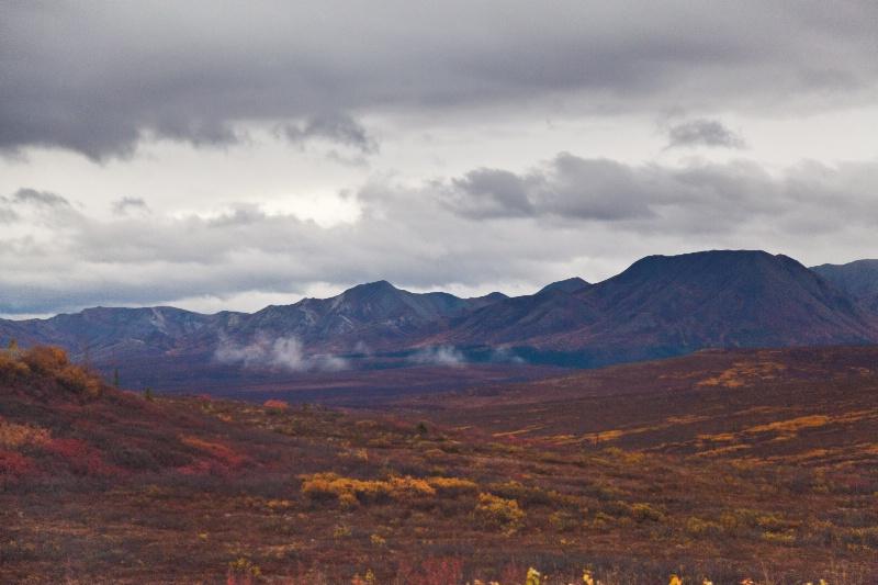 September in Denali National Park