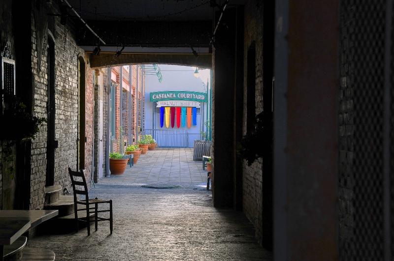 Castanea Courtyard