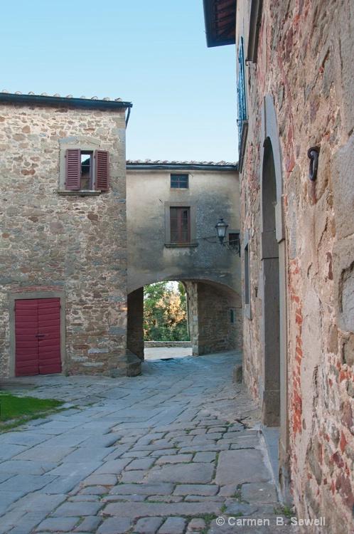 Castle Entrance from inside