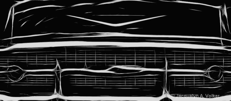 Chevy Car Art!