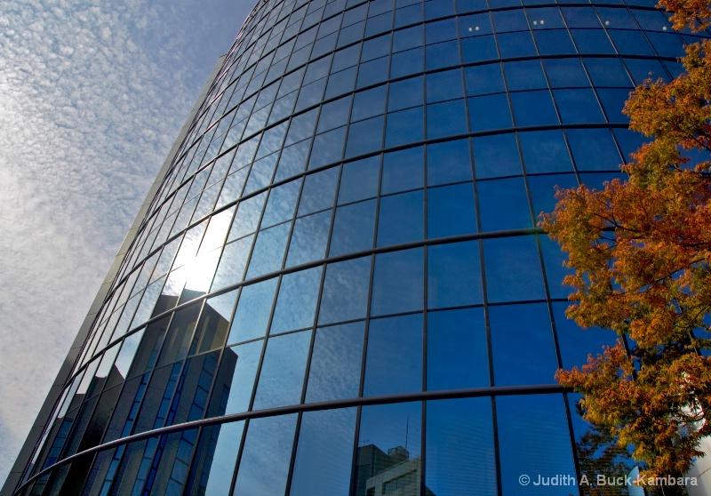 Niigata glass building II