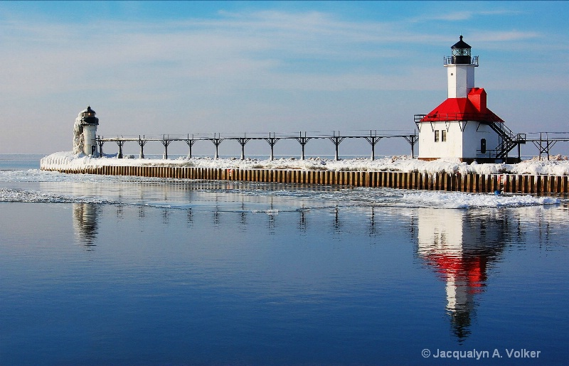 Reflections of a Lighthouse Redux!