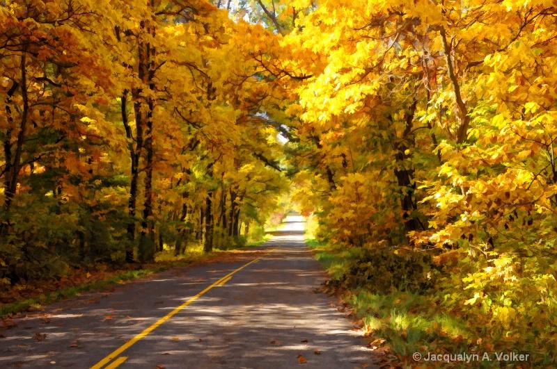 Autumn Lane!