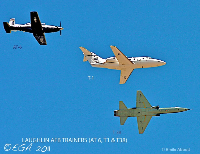 Laughlin AFB Trainers