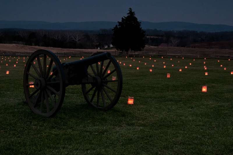 Antietam Canon Illumination