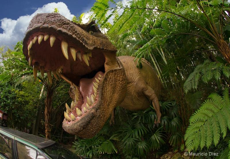 T Rex (Teeth Rex)