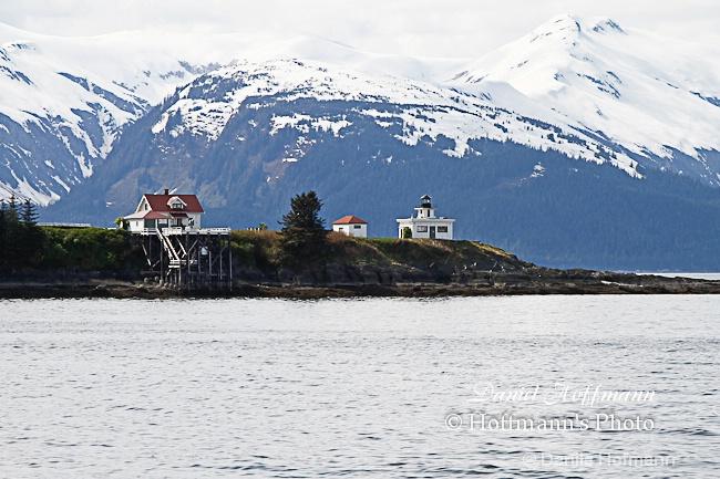 Alaska lighthouse