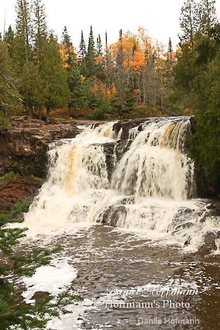 Gooseberry Falls Highfalls