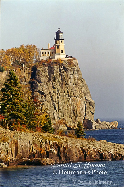 Splite Rock Lighthouse