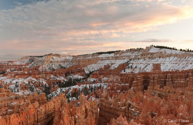 Christmas Peace ~ Bryce Canyon  National Park