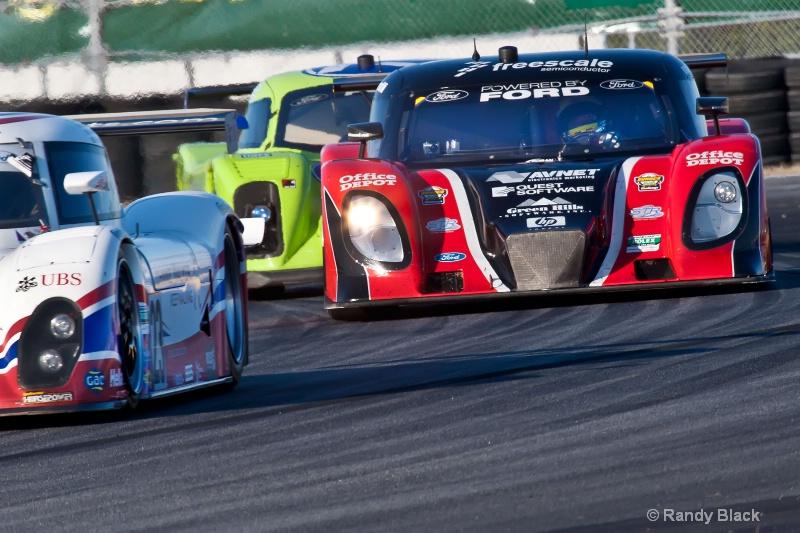 Dorian Racing #77