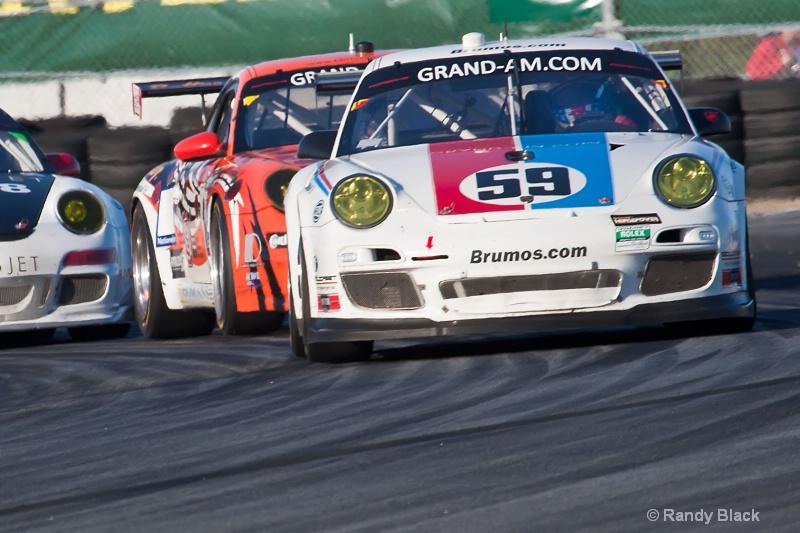 Brumos Racing #59