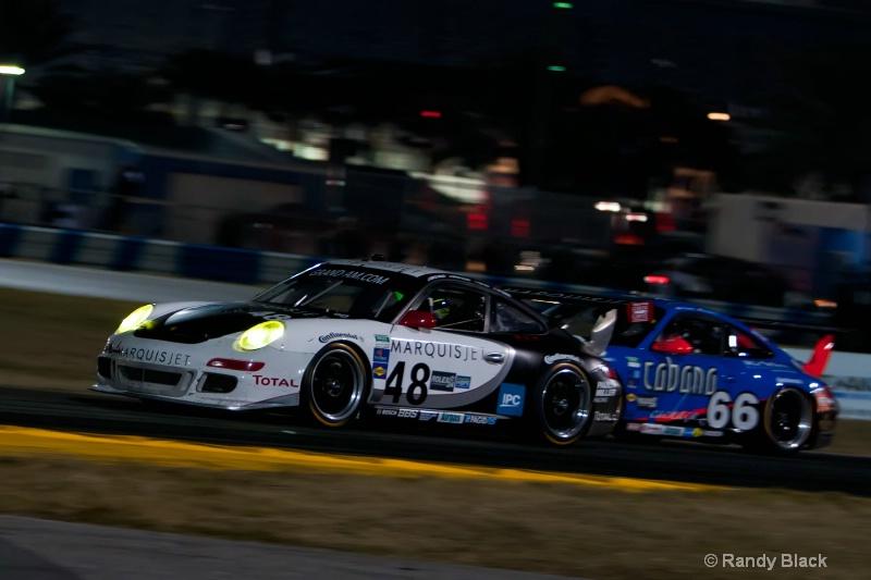 Miller Racing Porsche #48