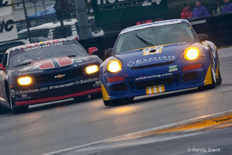 Orbit Racing #88 and Stevenson #57, 2010