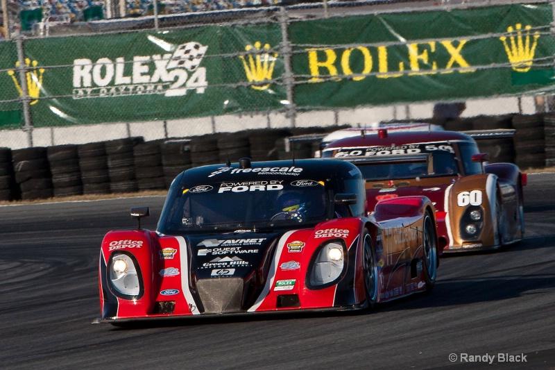 Dorian Racing #10, 2011
