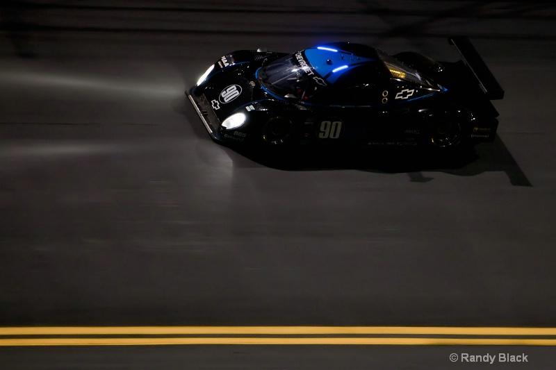 Spirit of Daytona #90 Turn 1