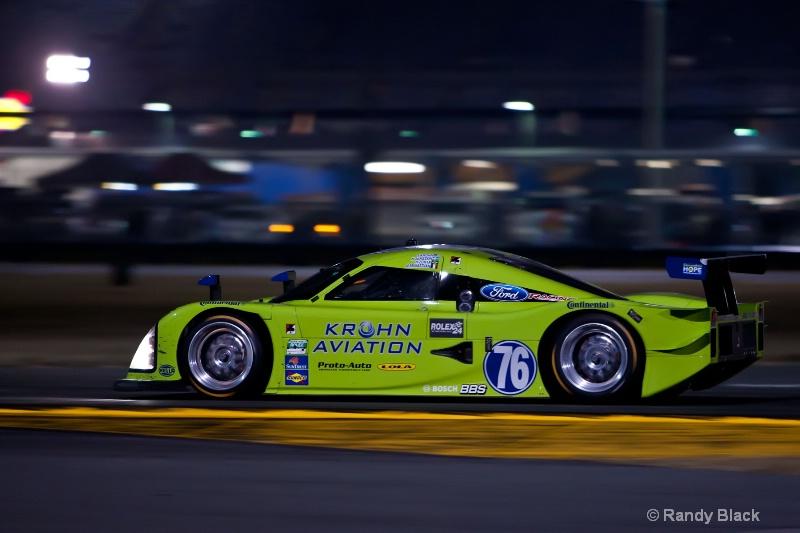Krohn Racing #76, 2011