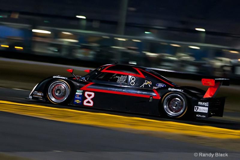 Starworks Motorsport #8, 2011