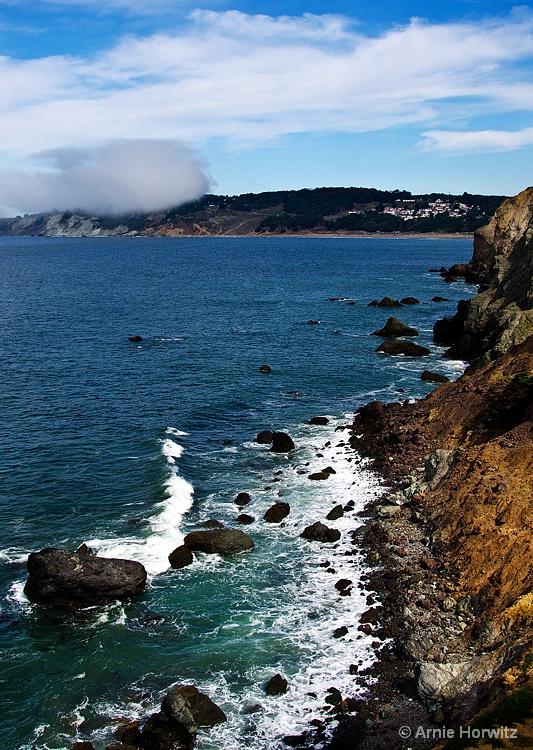 Rocky Coast - II