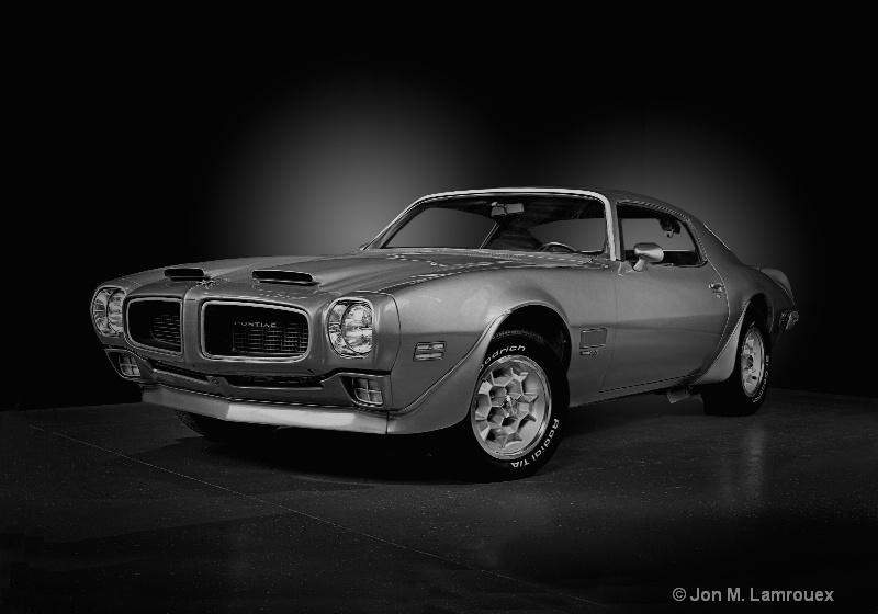 Pontiac Formula - B&W Conversion