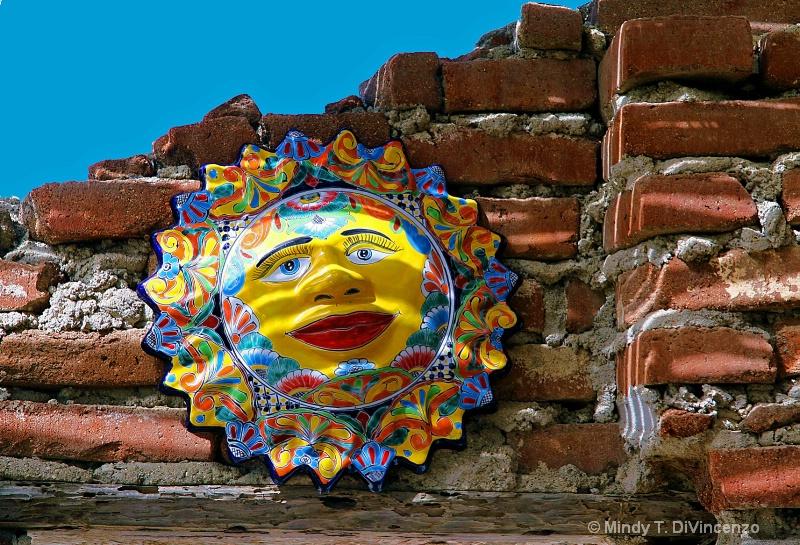 Sun on Brick