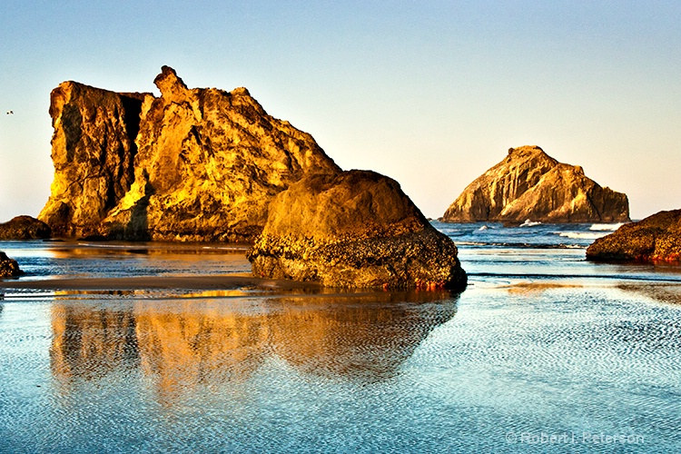 Face Rock, Bandon Dunes Oregon