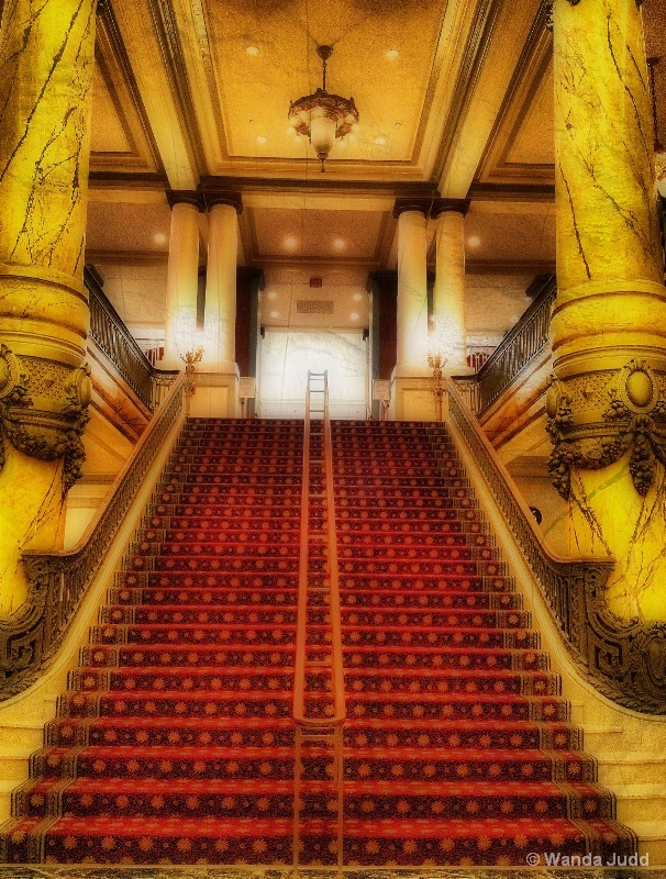 The Grand Stairs