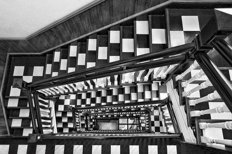 Checkered II