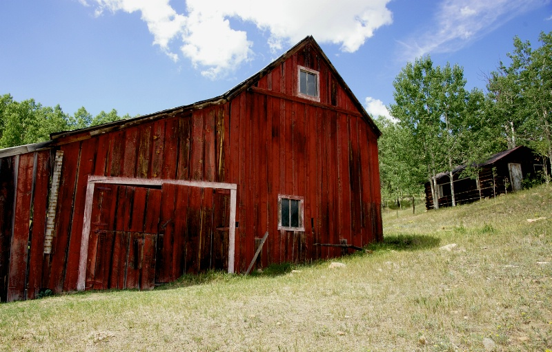 The Old Barn at Mountain Meadow Ranch