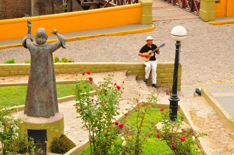 Lima, Peru-  the Barranco District