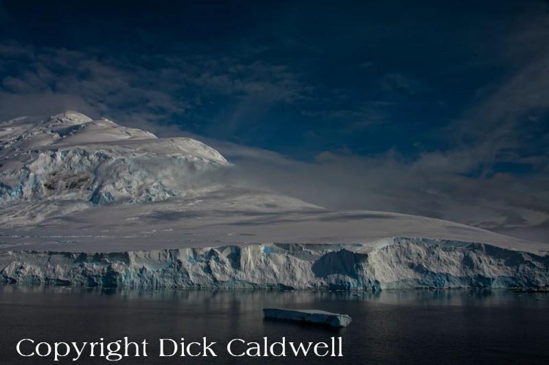 Glacier and ice, Antarctica