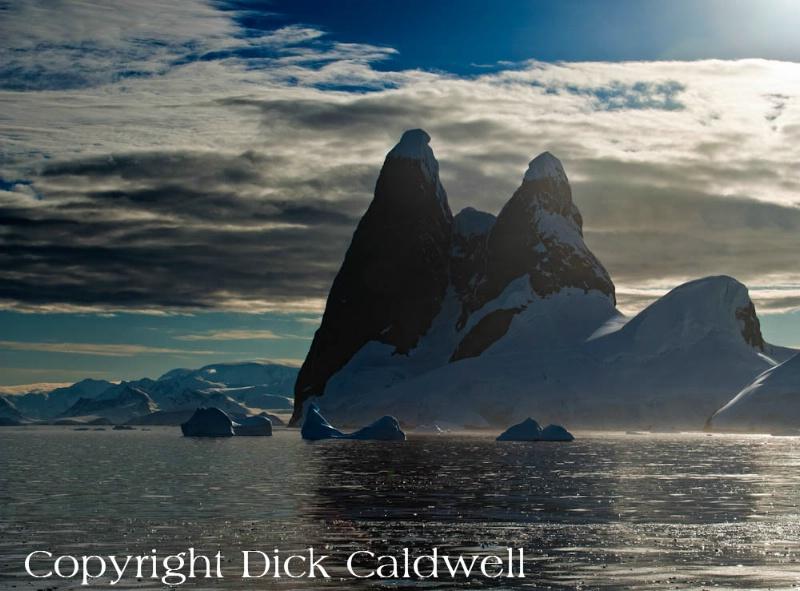 Uma's Peaks, Antarctica