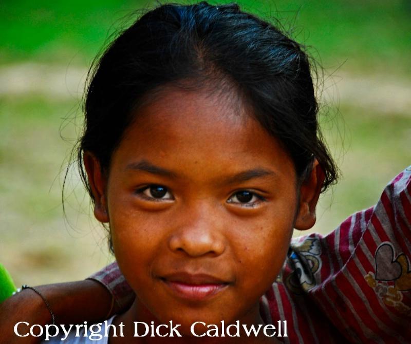 Smile, Cambodia