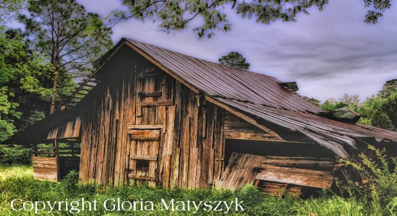 Old barn, Georgia