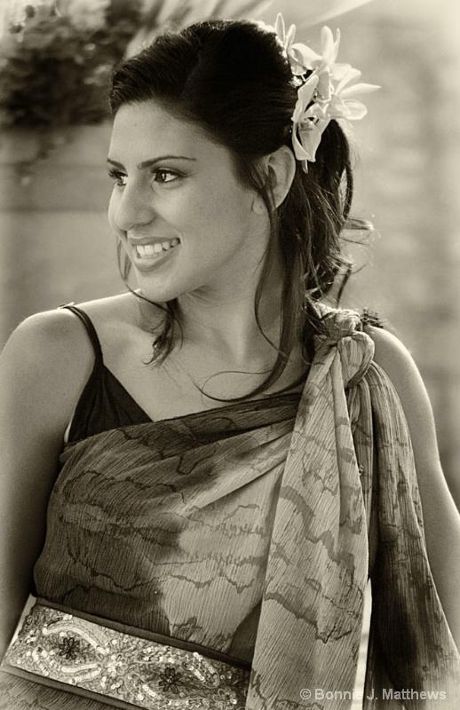 Morocco Bride Tanya