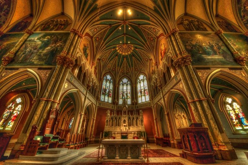 St John the Baptist - Savannah GA