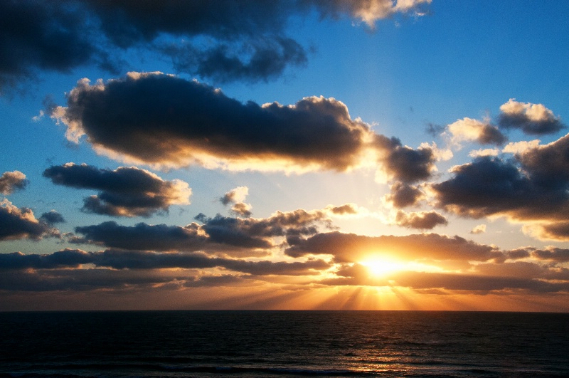 Sunset Drama