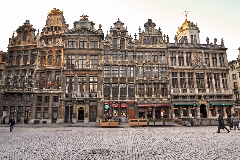 Grand Place-Brussels