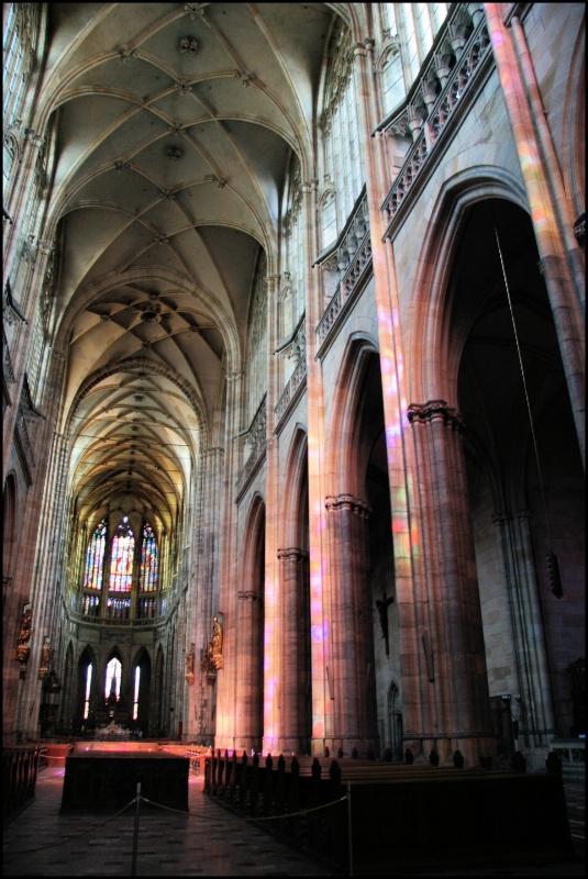 Columns Colored